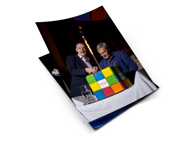 Tesco Rubik event result picture